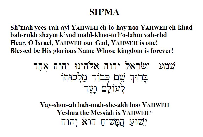 Netzari Siddur   Netzari Faith1
