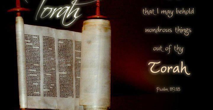 Sefer Torah Barehanded