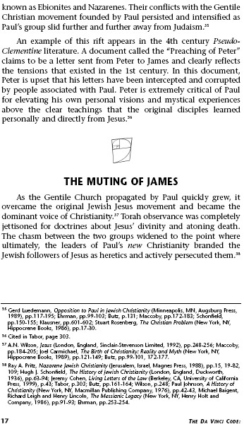 Jews for Judaism Da Vinci-17 346x607