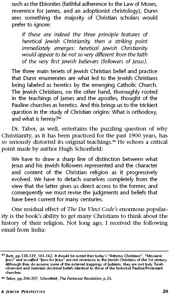 Jews for Judaism Da Vinci-20 346x603