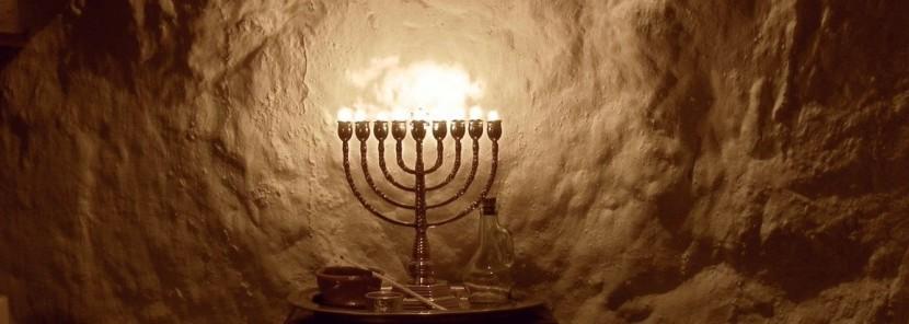 Motza'ei Shabbat Chanukah