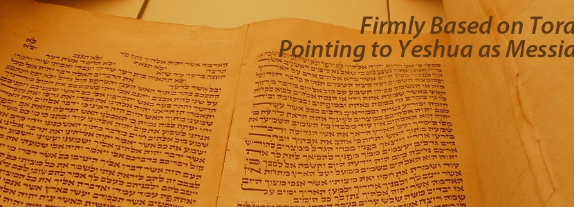 HaMoshiach Confirms and Expounds the Law ofMoses