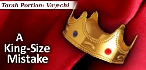 Parshas Vayechi