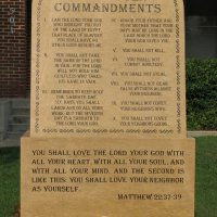 The 12 Commandments