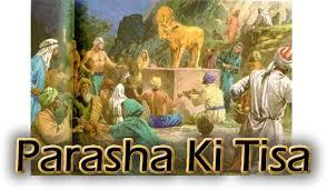 Torah Reading for KiTisa