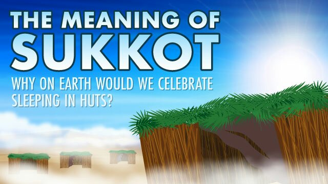 The Laws of Dwelling in theSukkah