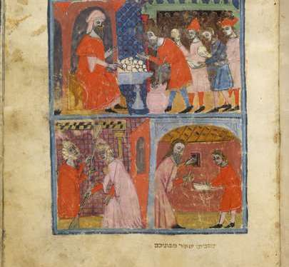 Passover in the HebrewBible