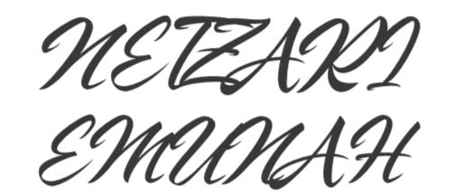 Netzaim Emunah